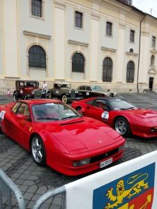 masini la Sibiu Rally Challenge