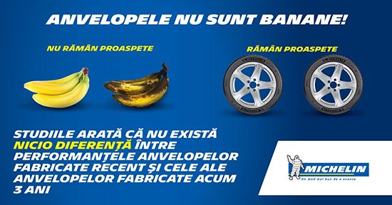 De ce este DOT important? Campanie Michelin Romania