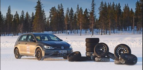 Test anvelope iarna 195/65R15 – AutoBild 2018