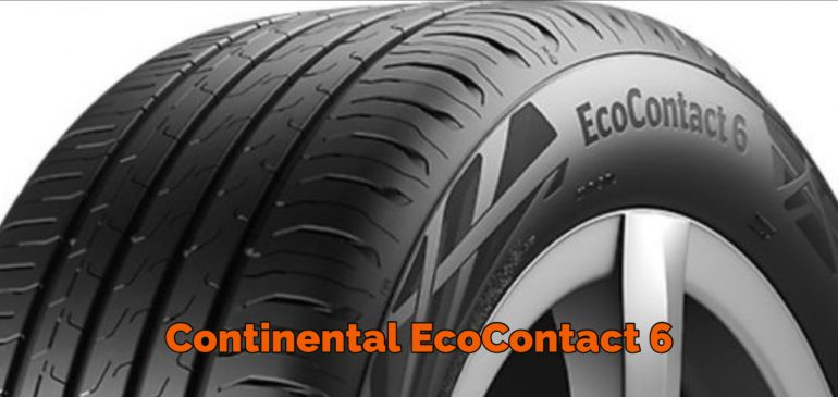 Noul Continental EcoContact 6