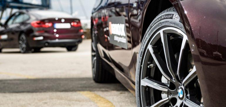 Anvelope Hankook pentru BMW Seria 6 Gran Turismo