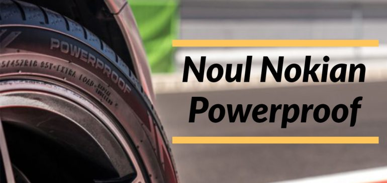 Noul Nokian Powerproof