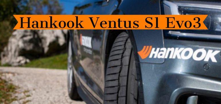 Noua anvelopa Hankook Ventus S1 Evo 3 K127